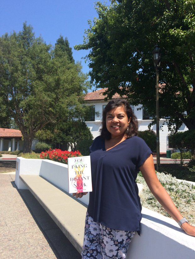 """Mitali Perkins, author of the new book """"You Bring the Distant Near,"""" has two upcoming events scheduled, in Orinda and Berkeley, to launch the new volume."""