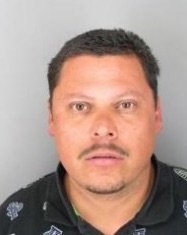 Ruben Paez, 41, was arrested by Antioch police in connection with a bankrobbery attempt. (Antioch police department)