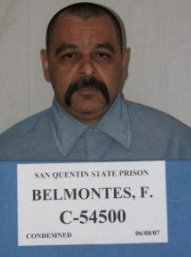 Fernando Belmontes, 51, died of unknown causes in San Quentin's Death Row in late September. (CDCR)
