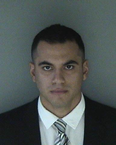 Marco Becerra (Alameda County Sheriff's Department)