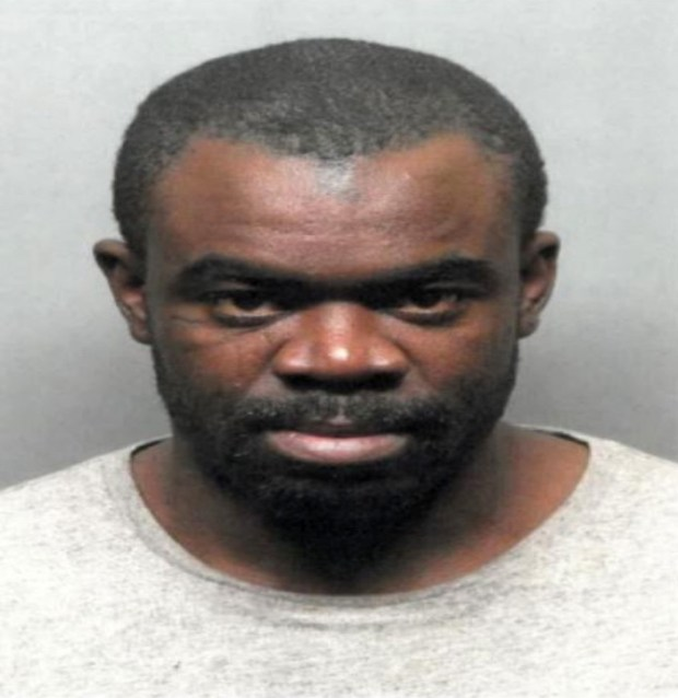 Jeremy Mickens, 35, of San Francisco was arrested Saturday afternoon on suspicion of assaulting a woman on the Iron Horse Trail in Walnut Creek on Thursday, Jan. 11, 2018. (Walnut Creek Police Department)