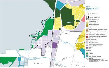 Northshore (Change Area 12) General Plan Amendment -- Richmond Planning and Building Services Department