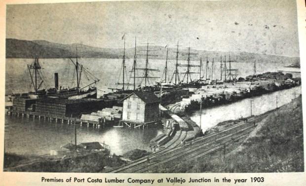port costa lumber co 1903