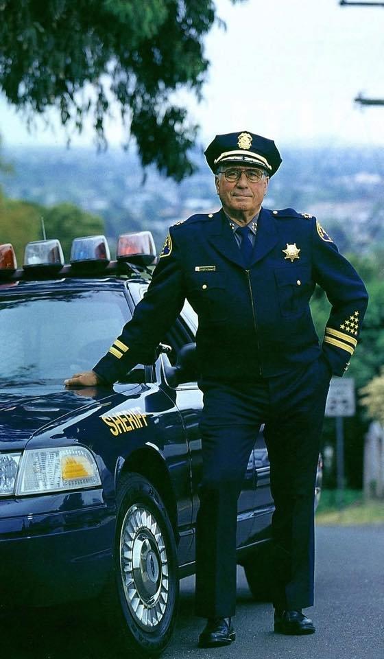 A file photo of Alameda County Sheriff Charles Plummer.