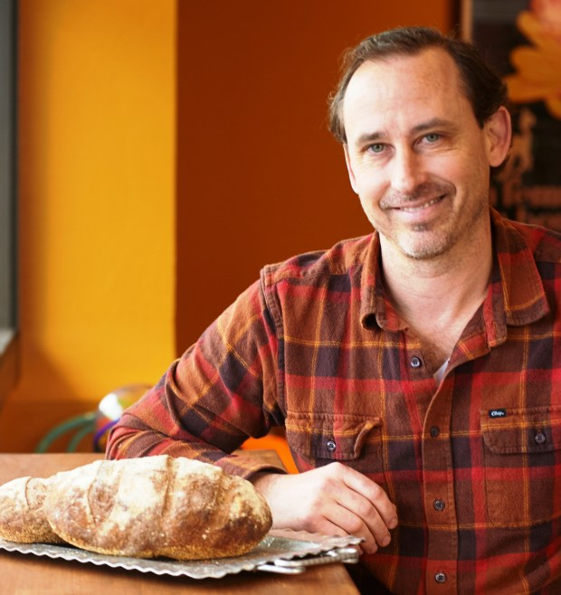 "Matthew Roder has opened an Oakland hills outpost of his popular San Francisco bakery and cafe ""L'acajou."" (Courtesy of Michael Gurule)"