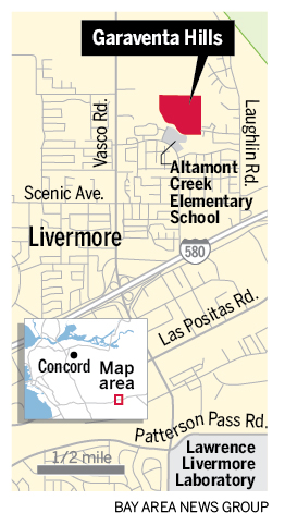 Lawsuit: Housing project in Livermore threatens salamanders, other endangered species