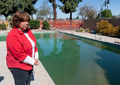 https www eastbaytimes com 2021 03 18 after truck lands in her pool homeowner deals with death destruction and hassles