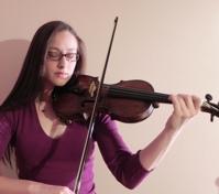 Victoria Ferguson Violin Teacher in Eastbourne