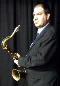 Andy Panayi – Saxophone, Clarinet and Flute Teacher