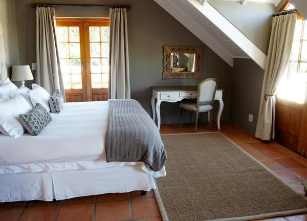 Winelands Package Avondrood Guest House Bedroom