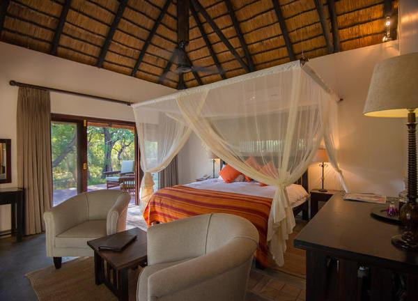 Inyati Game Lodge Family Chalet