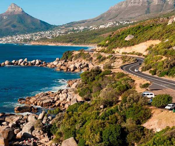 Garden Route and Game Lodge Beautiful Route