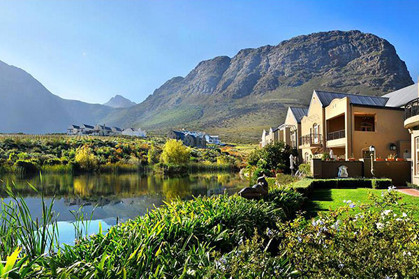 14 Day Garden Route Package L'Ermitage Franschhoek Chateau & Villas 1