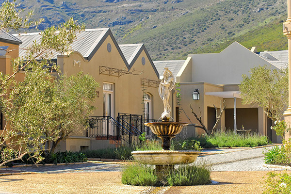 14 Day Garden Route Package L'Ermitage Franschhoek Chateau & Villas 2
