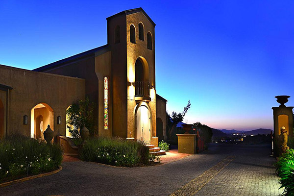 14 Day Garden Route Package L'Ermitage Franschhoek Chateau & Villas 3