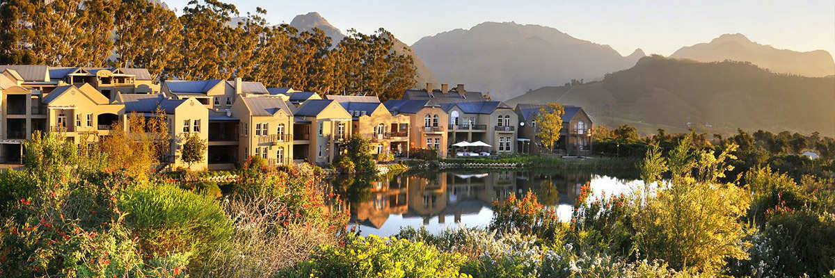14 Day Garden Route Package L'Ermitage Franschhoek Chateau & Villas