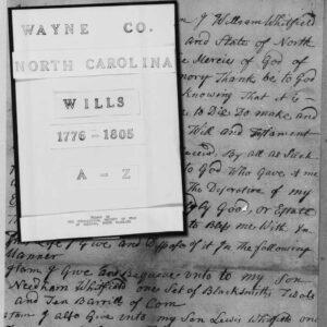 Wayne-County-NC-Wills-1776-1805