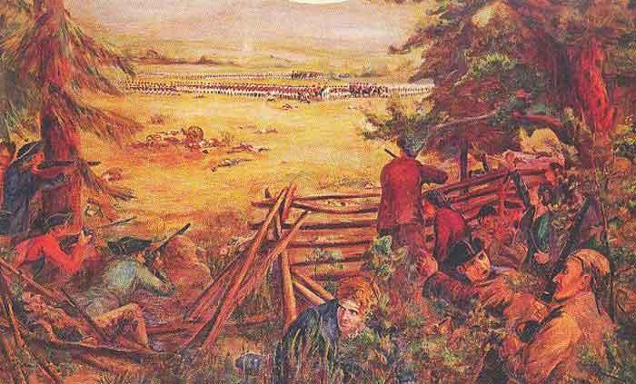 Guns of Dobbs County citizens taken for use by king in battle against Regulators