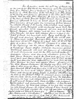 James ANDERSON to John GORMAN (1746)