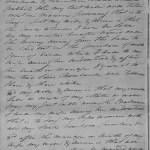 Will of Benjamin Lewis, pg. 1