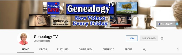 Genealogy TV