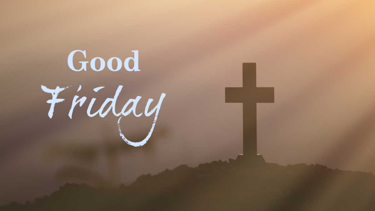 Good Friday Special Here Are Some Important Facts About The Day East Coast Daily English