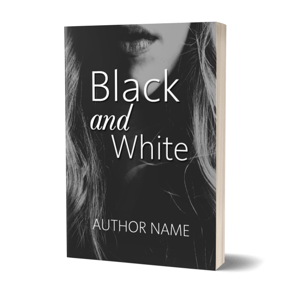Free PSD Book Cover Template