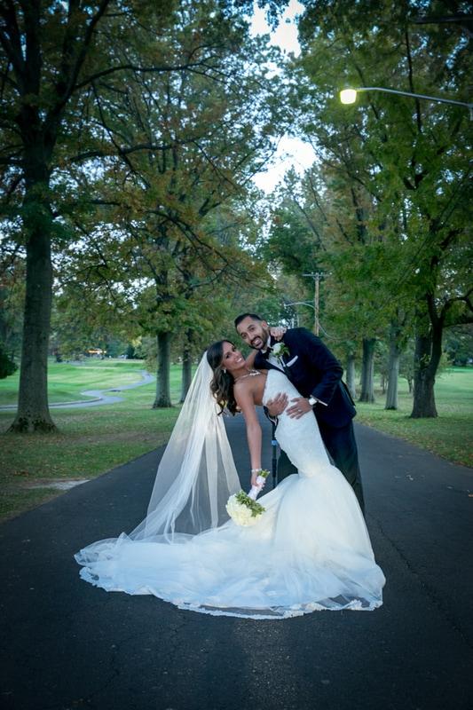Beautiful Wedding At Northampton Golf Club Richboro