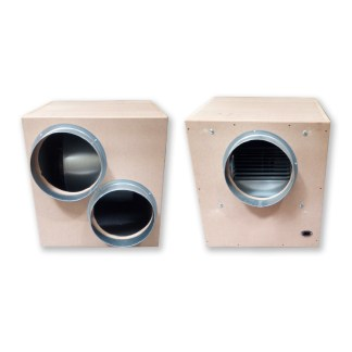 Acoustic Box Fans - Custom Made