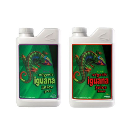 Advanced Nutrients - Iguana Juice Grow & Bloom
