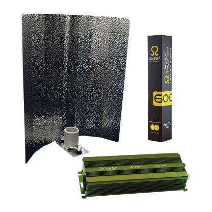Omega Eurowing 600w Digi-Pro Light Kit