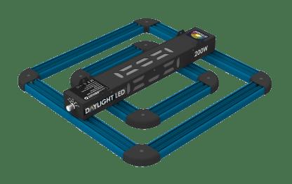 Maxibright Daylight 200w LED 2