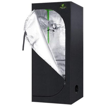 Green Box Tent 60x60x140
