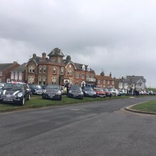 East Coast Mini Club Charity Run – end point – Southwold 0