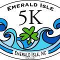 Emerald Isle Marathon Logo