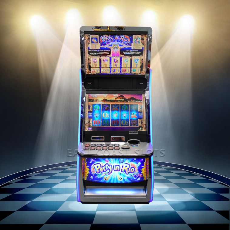 Slot machine fotolia