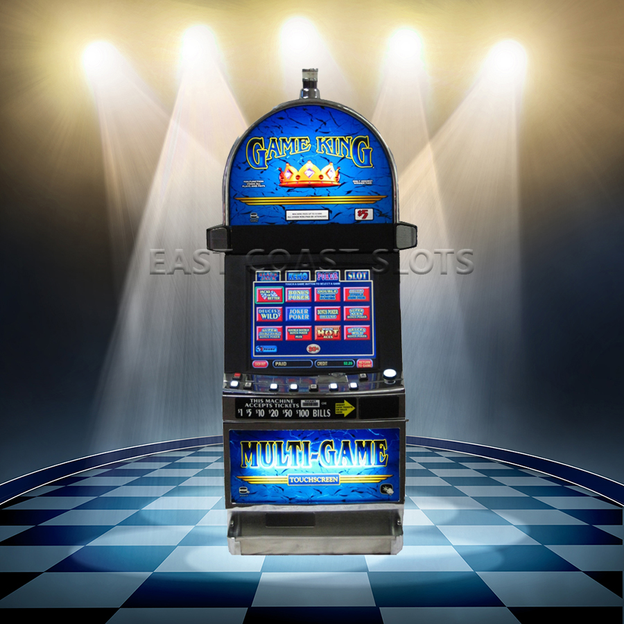Igt Gameking Igame Series For Sale East Coast Slots