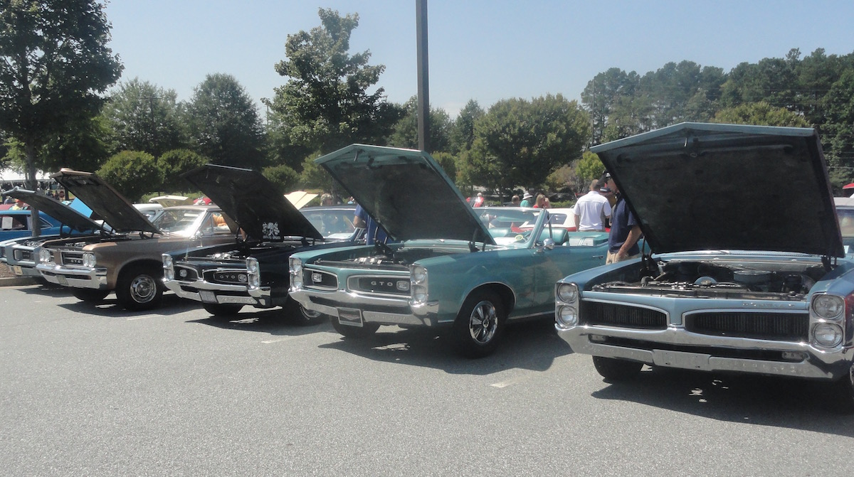 Johnson Ferry Baptist Church Car Show
