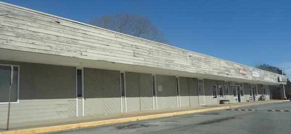 Sprayberry Crossing Shopping Center