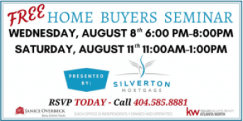 Home Buyers Seminar, East Cobb realtor