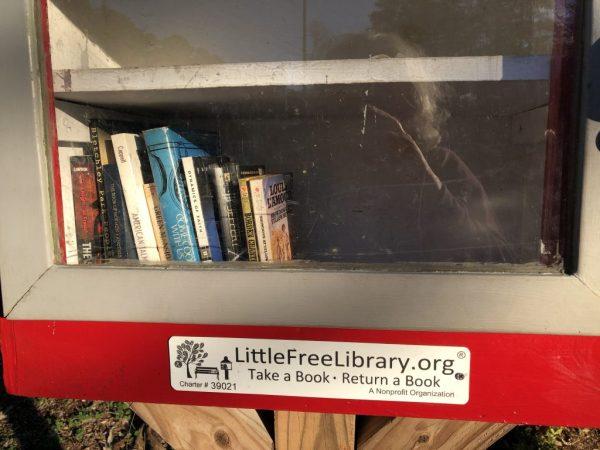 East Cobb Park free library box