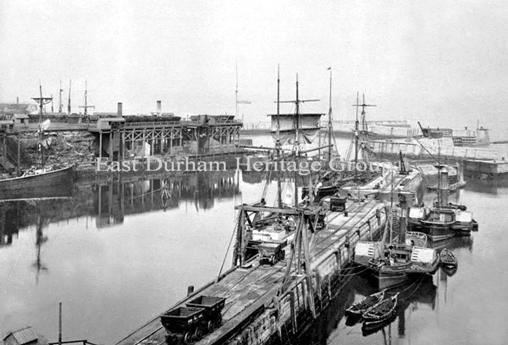Seaham History Amp Development East Durham Heritage Group