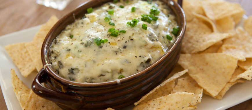Spinach and Artichoke Dip Recipe Southold NY