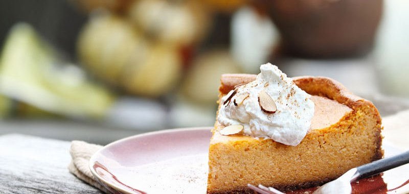 Pumpkin Cheesecake Recipe for Your Thanksgiving Celebration