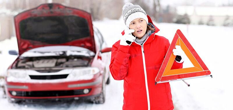 Car Insurance to Help You Get Through the Winter