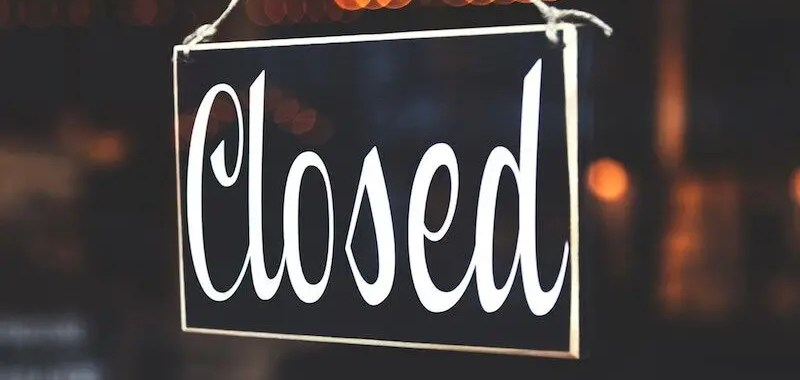 Prepping Your Business for a Holiday Closure