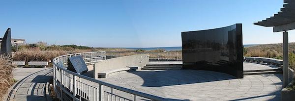 TWA Flight 800 International Memorial at Smith Point County Park in November 2007.   Creative Commons