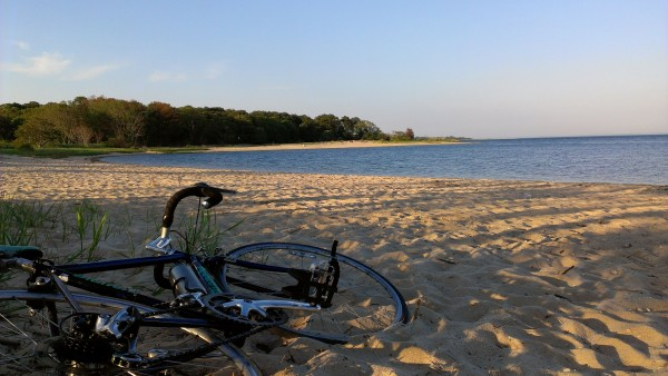 Indian Island County Park picnic area. Free if you can get there by bike.