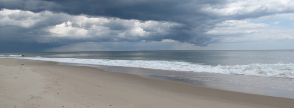 This beach is in Sagaponack somewhere. photo b. young