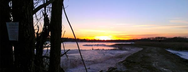 Shoring Up West Creek, New Suffolk
